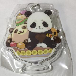 BANDAI - 呪術廻戦 ぷにとっぷ パフェアクリルチャーム パンダ パンダ先輩