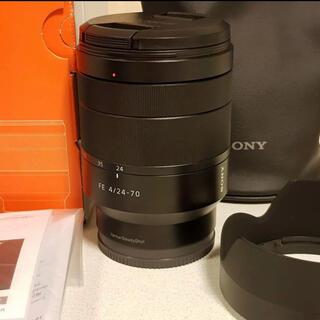 SONY - 美品Sony EマウントFE 24-70mm F4 OSS