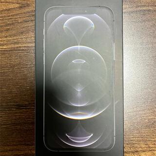 Apple - 未使用品 iPhone 12 pro 128GB グラファイト