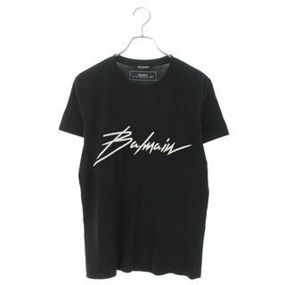 バルマン(BALMAIN)のバルマン SH11601I115 フロントロゴTシャツ M(Tシャツ/カットソー(半袖/袖なし))