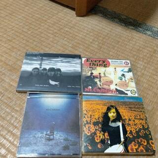Mr.Children CD 4枚セット