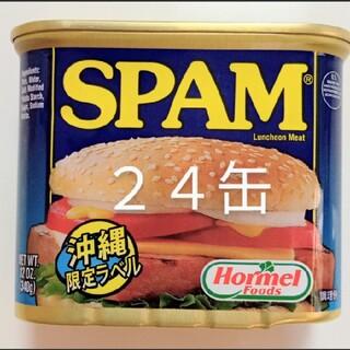 スパム レギュラー 340g 24缶(缶詰/瓶詰)