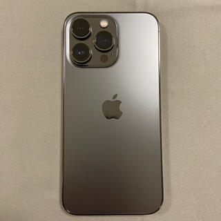 iPhone - 新品 iPhone13 pro 256GB グラファイト アップル版SIMフリー