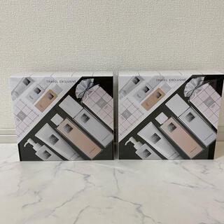 シセイドウ(SHISEIDO (資生堂))のザギンザ オリジナルコレクション 2セット(サンプル/トライアルキット)