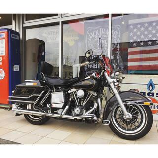 Harley Davidson - 1982年式 FLHC ショベルヘッド1340cc