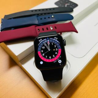 Apple - 【10/26まで出品】Apple Watch SE おまけセット付き