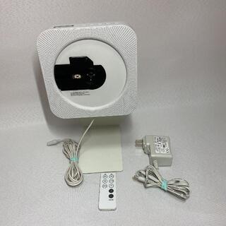 MUJI (無印良品) - 【美品】無印良品 壁掛式CDプレーヤーCPD-4専用スタンド付き