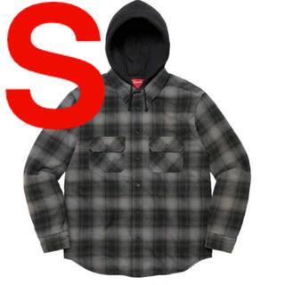 Supreme - Supreme Flannel Zip Up Shirtシュプリーム