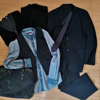 セオリー(theory)のTheory  セオリー メンズ スーツ ベスト シャツ ネクタイ 1式(その他)