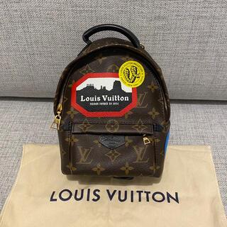 LOUIS VUITTON - LOUIS VUITTON ルイヴィトン パームスプリングス ミニM42971
