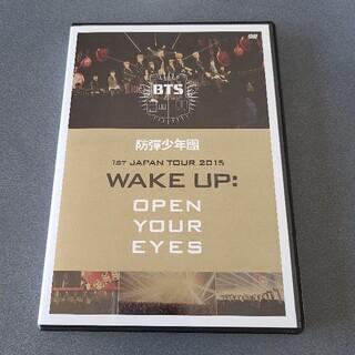 防弾少年団(BTS) - 防弾少年団1st JAPAN TOUR 2015「WAKE UP:OPEN YO