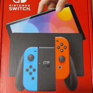 任天堂 - Nintendo Switch 有機ELモデルネオンカラー