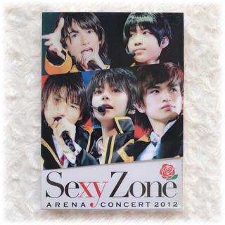 セクシー ゾーン(Sexy Zone)のアリーナコンサート 2012 Sexy Zone 佐藤勝利 中島健人 菊池風磨(アイドル)