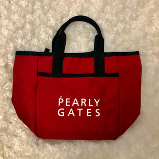 PEARLY GATES - パーリーゲイツ カートバック 中古