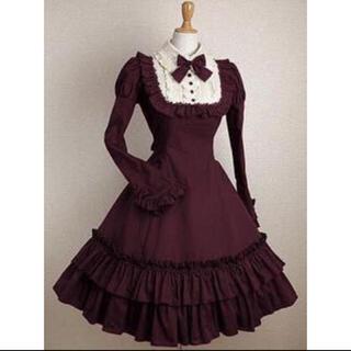 Innocent World - メアリーマグダレン セントクレアワンピースプラスヘッドドレス