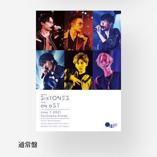 Johnny's - SixTONES on eST 通常盤(BluRay)