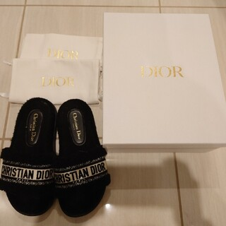 Dior - Dior サンダル完売 2021秋冬36