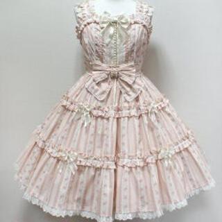 Angelic Pretty - angelic pretty Classical Petit Rose JSK