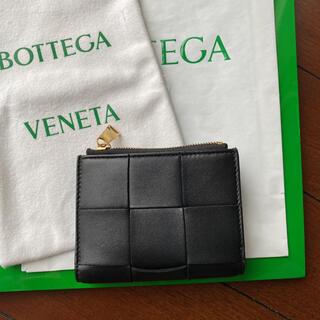 Bottega Veneta - BOTTEGA VENETA  イントレチャート ウォレット ブラック