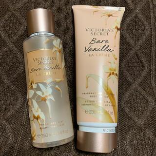 Victoria's Secret - ヴィクトリアズ・シークレットBareVanillaボディミストとローションセット