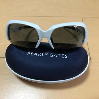 PEARLY GATES - パーリーゲイツサングラス