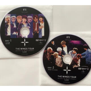 防弾少年団(BTS) - BTS☆LIVE THE WINGS  TOUR☆DVD