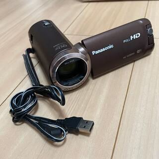 Panasonic - 【中古美品】Panasonic HC-W580M ブラウン