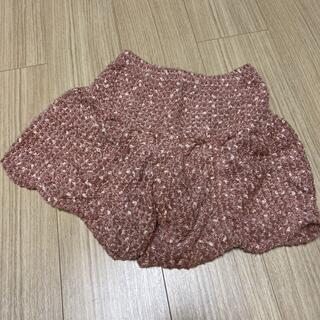 アナスイミニ(ANNA SUI mini)のアナスイミニ✨キュロット 140cm(スカート)