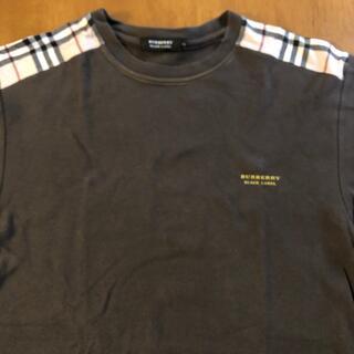BURBERRY BLACK LABEL - バーバリー ブラックレーベル Tシャツ M