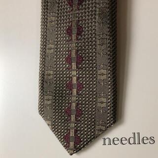 Needles - needles スリムタイ✨