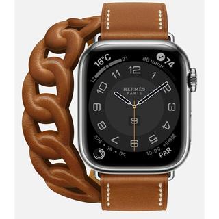 Hermes - 超希少 Apple Watch series7 HERMESグルメット41mm