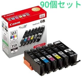 90個セット Canon 純正 インク BCI-351XL+350XL/6MP