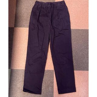 レプシィム(LEPSIM)のLEPSIM カラーパンツ 紫 Sサイズ(カジュアルパンツ)