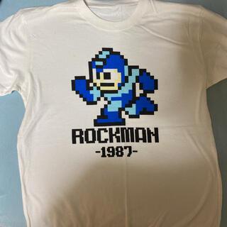 しまむら - ロックマンtシャツ