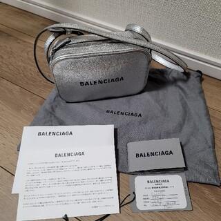Balenciaga - ♥️美品  BALENCIAGA カメラバック XS シルバー