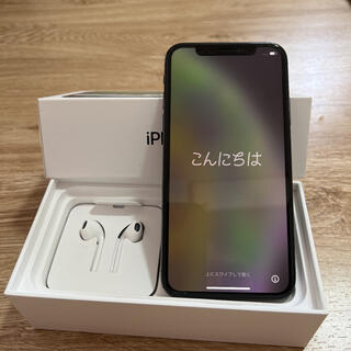 iPhone - iPhone xs 256GB SIMフリー