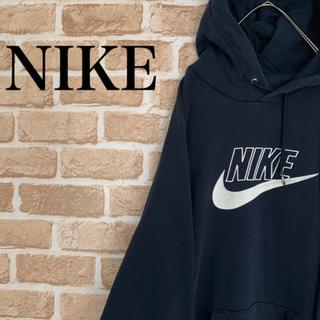 ナイキ(NIKE)のレア古着NIKE刺繍 ナイキ パーカー90s(パーカー)
