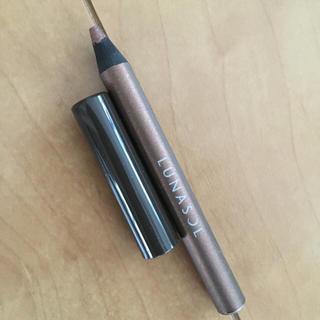 ルナソル(LUNASOL)の限定 ルナソル シャイニーペンシルアイライナー EX02 新品(アイライナー)