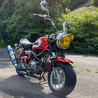 ホンダ - HONDAモンキー50