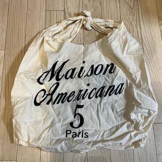 L'Appartement DEUXIEME CLASSE - ドゥーズイエムクラス購入 Americana アメリカーナ エコバッグ