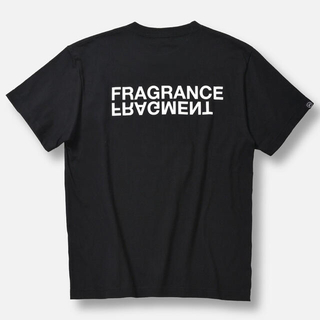 FRAGMENT - retaw FRAGMENT FRAGRANCE Tシャツ 黒 L