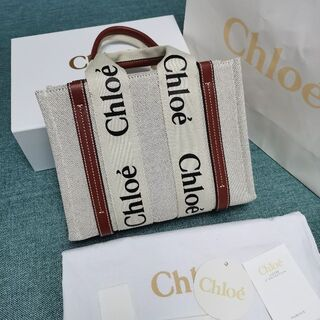 Chloe - 大人気!❣️Chloe❣️クロエ ウッディ トートバッグ ブラック❣️