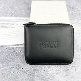 Maison Martin Margiela - 新品100%本物 Maison Margiela 二つ折りミニ財布 マルジェラ