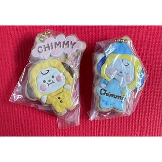 防弾少年団(BTS) - 【明日午前発送!】BT21 クッキーチャームコット チミー CHIMMY