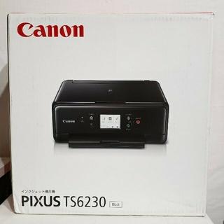 Canon - Canon プリンター インクジェット複合機 PIXUS TS6230 ブラック