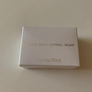 LC'S JAMU HERBAL SOAP