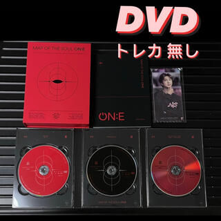防弾少年団(BTS) - BTS MAP OF THE SOUL  ONE ON:E DVD