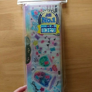 SUNSTAR - 【新品】ヨコピタ 小学校 女の子 筆箱