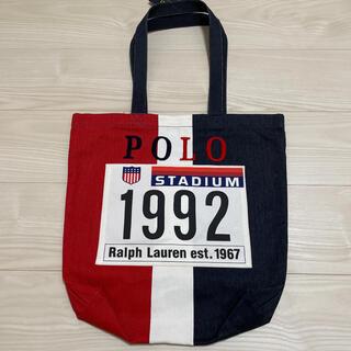 ポロラルフローレン(POLO RALPH LAUREN)のPOLO 1992 東京スタジアム LDH(トートバッグ)