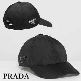 PRADA - PRADA ナイロンベースボール キャップ
